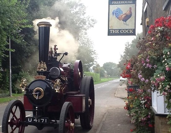 Broom - The cock the pub with out a bar @ Broom The cock | Broom | England | United Kingdom